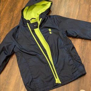 Gap Boys Rain Coat Size S (6-7 years)